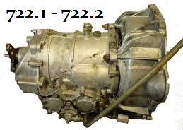 Mercedes Benz 722.1 and 722.2 Transmissions