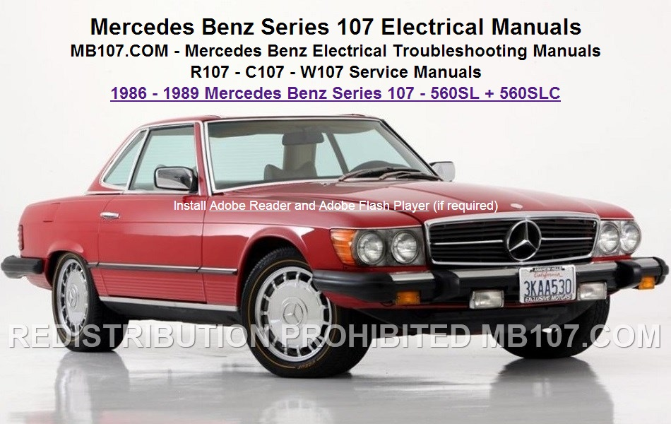 mb560etm ad mercedes benz 107 electrical troubleshooting manuals Mercedes-Benz Relay Diagram at cos-gaming.co