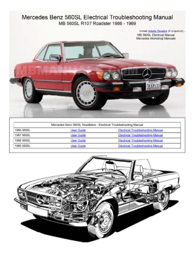 mercedes 380sl it possibel to get a complete electric diagram 1974 Mercedes-Benz Wiring Diagrams