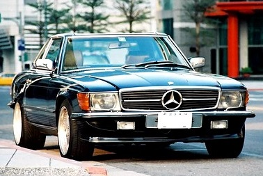cpp mercedes benz 107 sl slc roadster pdf documents, maintenance and Mercedes Wiring Diagram Color Codes at webbmarketing.co